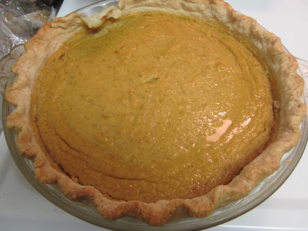 Pumpkin Pie Recipe With Milk  Fresh Pumpkin Pie Recipe Using Milk Food
