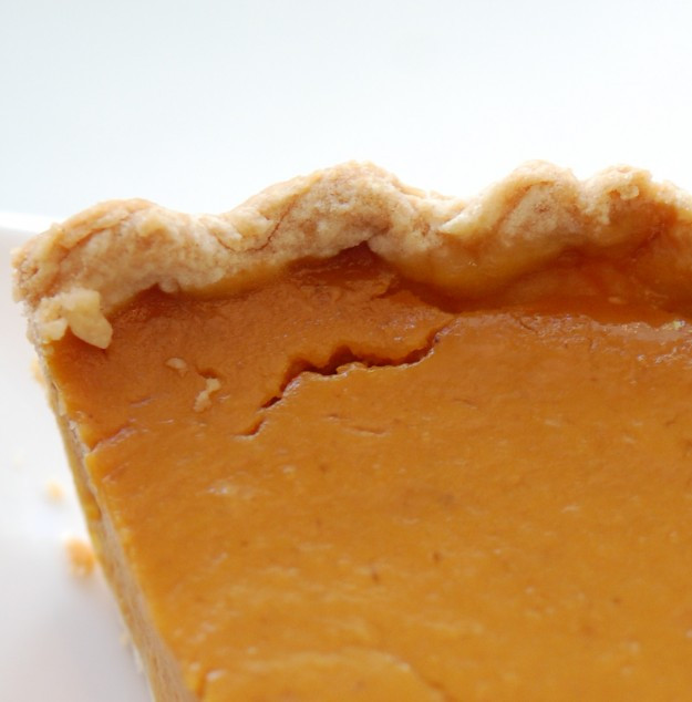 Pumpkin Pie Recipe With Real Pumpkin  Bohemian twist