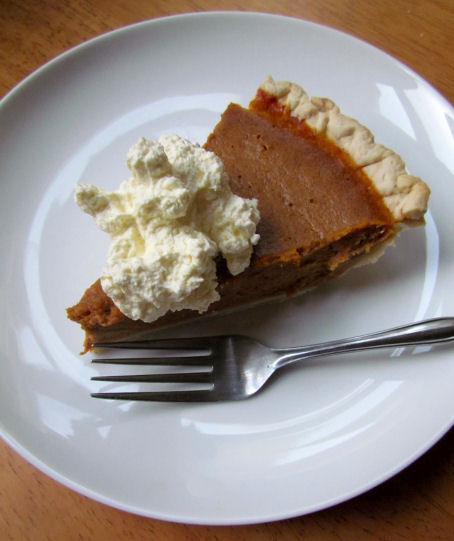 Pumpkin Pie Recipe With Sweetened Condensed Milk  pumpkin pie with condensed milk and evaporated milk