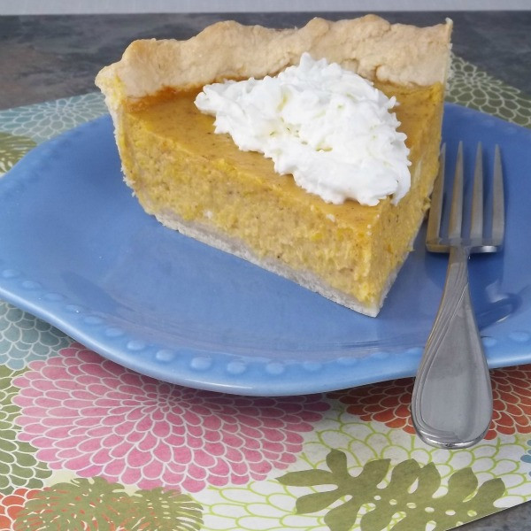 Pumpkin Pie Recipe With Sweetened Condensed Milk  pumpkin pie without condensed milk