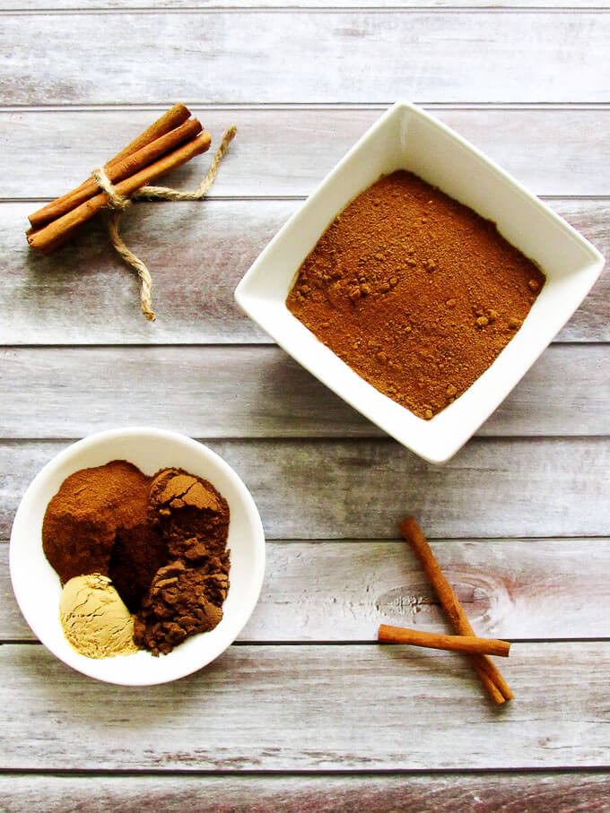 Pumpkin Pie Spice Substitute  how to make pumpkin pie spice without nutmeg