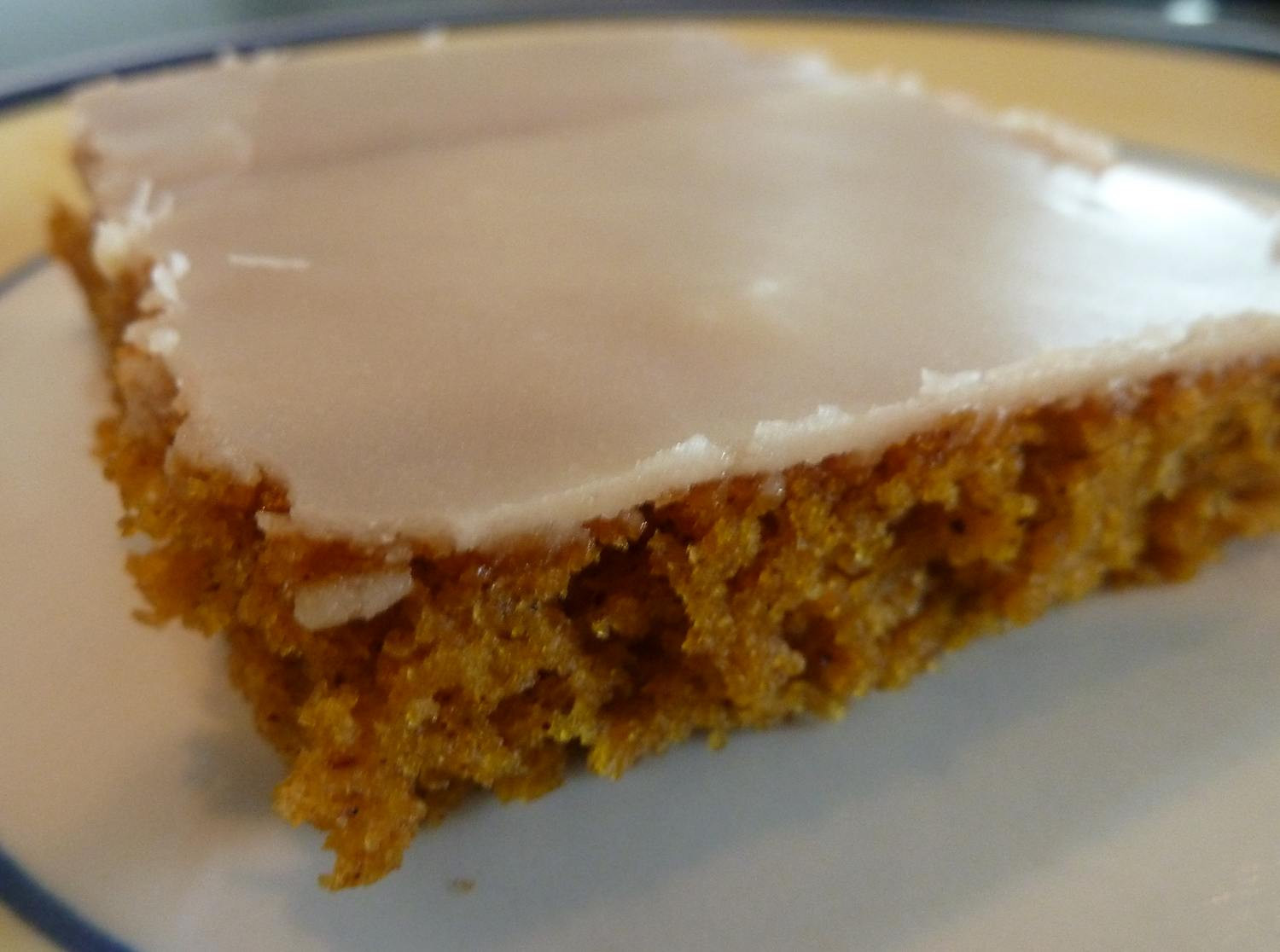 Pumpkin Sheet Cake  The Orchard in Bloom Pumpkin Sheet Cake