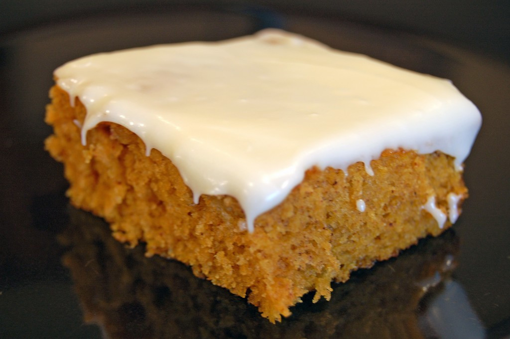 Pumpkin Sheet Cake  Tammy s Table Hawaiian Crock Pot Chicken Pumpkin Cake
