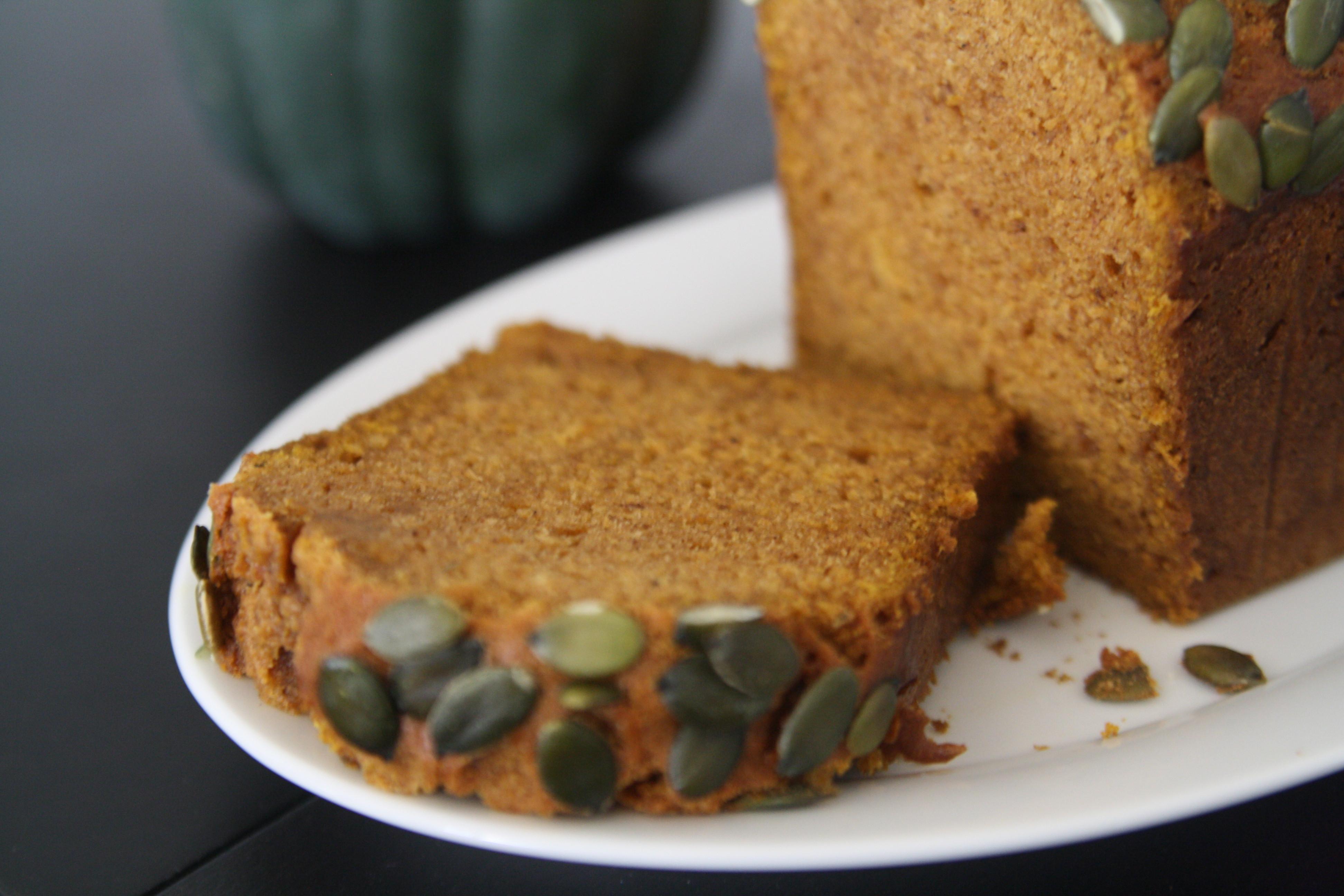 Pumpkin Spice Bread  Pumpkin Spice Bread