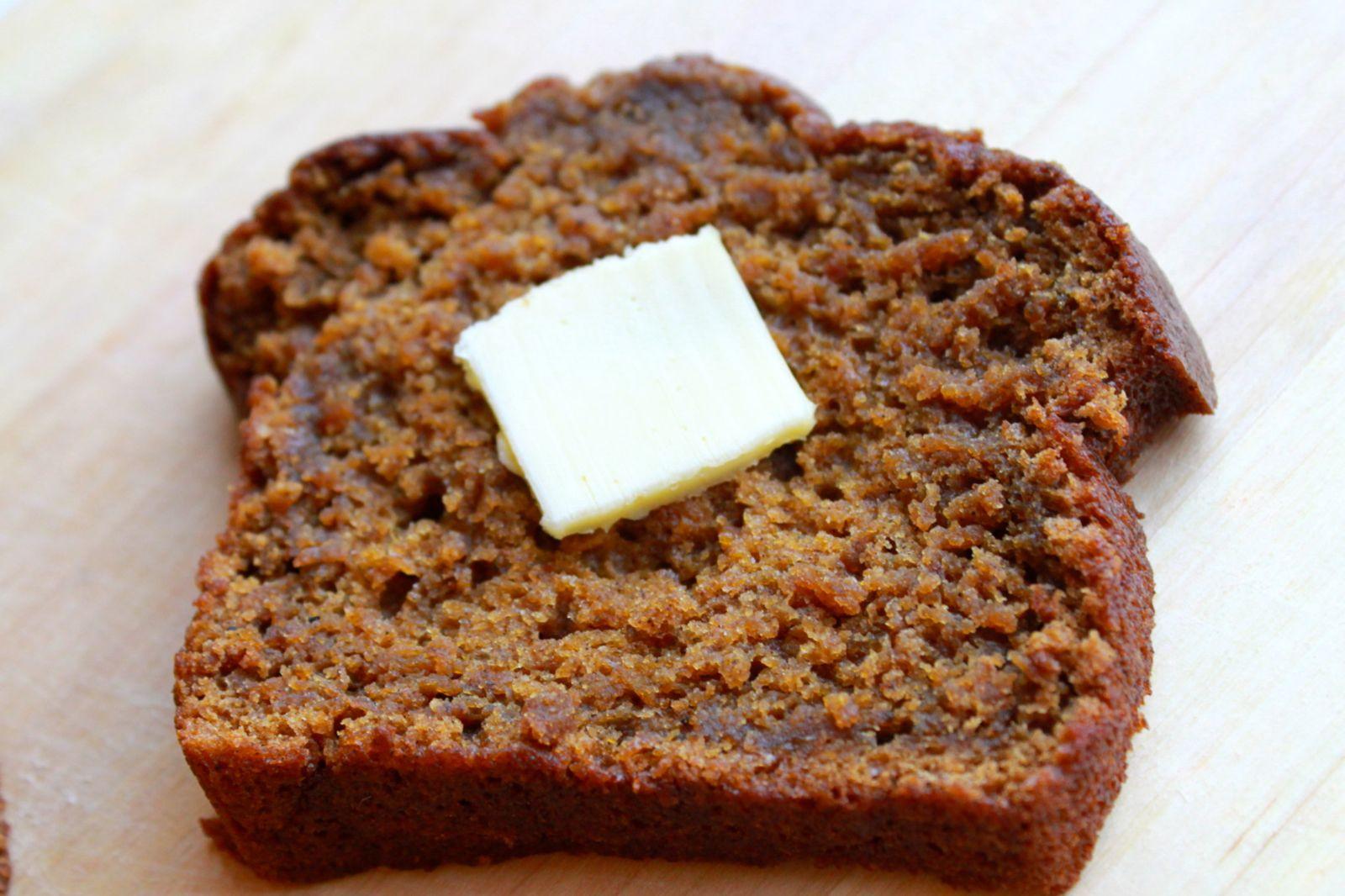 Pumpkin Spice Bread  Domestic Revolt Pumpkin Spice Bread