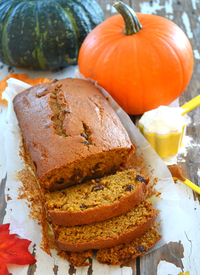 Pumpkin Spice Bread  Pumpkin Spice Bread A Pretty Life In The Suburbs