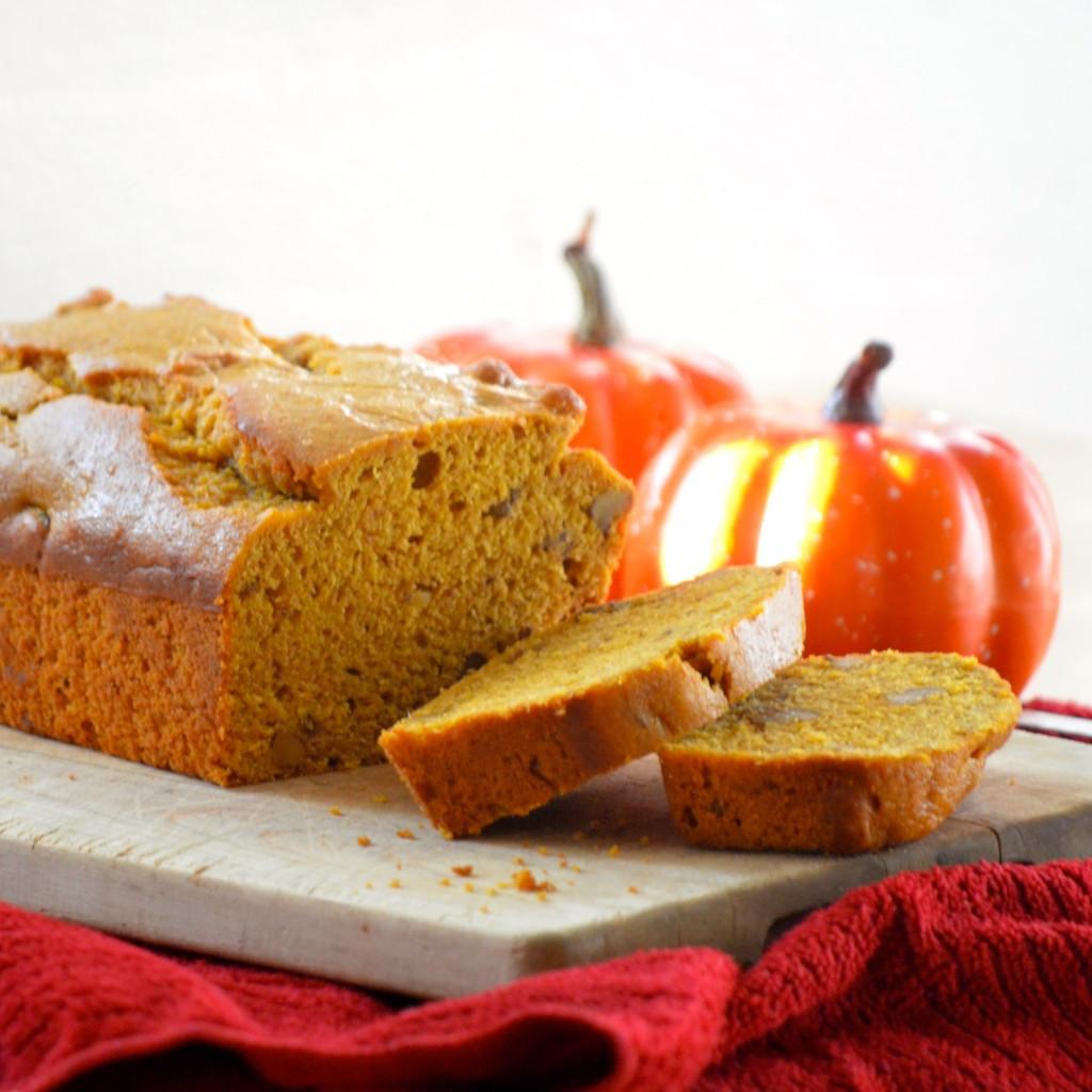 Pumpkin Spice Bread  Skinny Pumpkin Spice Bread