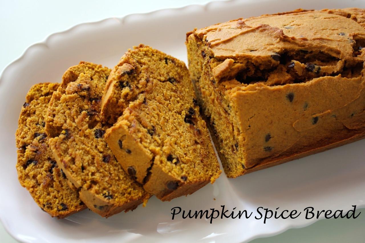 Pumpkin Spice Bread  Breakfast