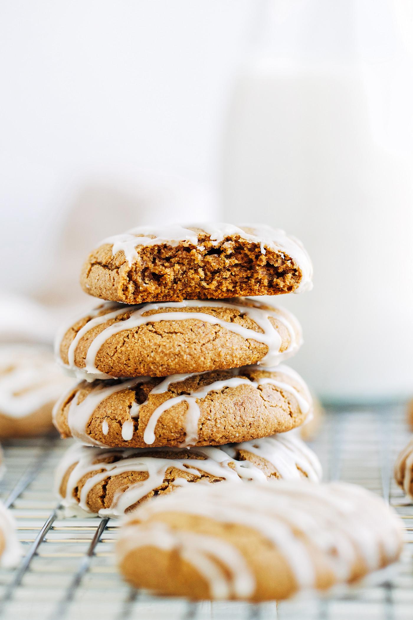 Pumpkin Spice Cookies  Vegan Pumpkin Spice Cookies Making Thyme for Health
