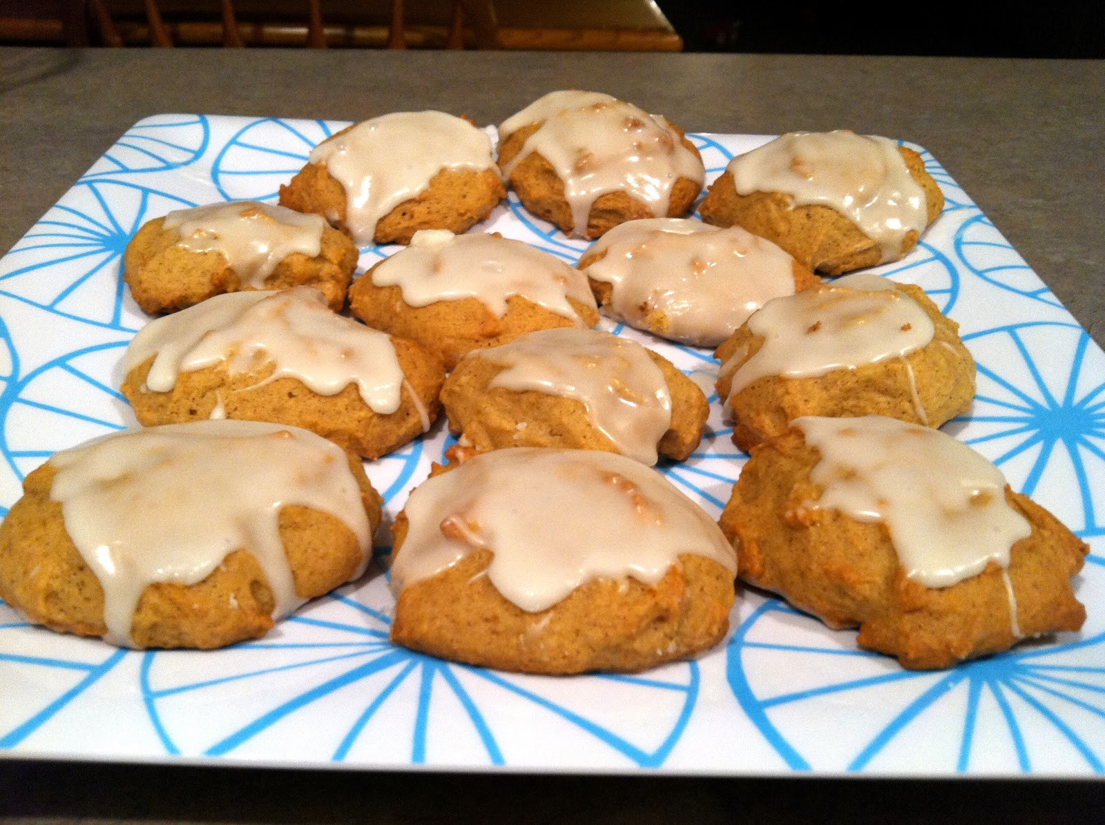 Pumpkin Spice Cookies  KEEP CALM AND CARRY ON Soft Chewy Delish Pumpkin Spice