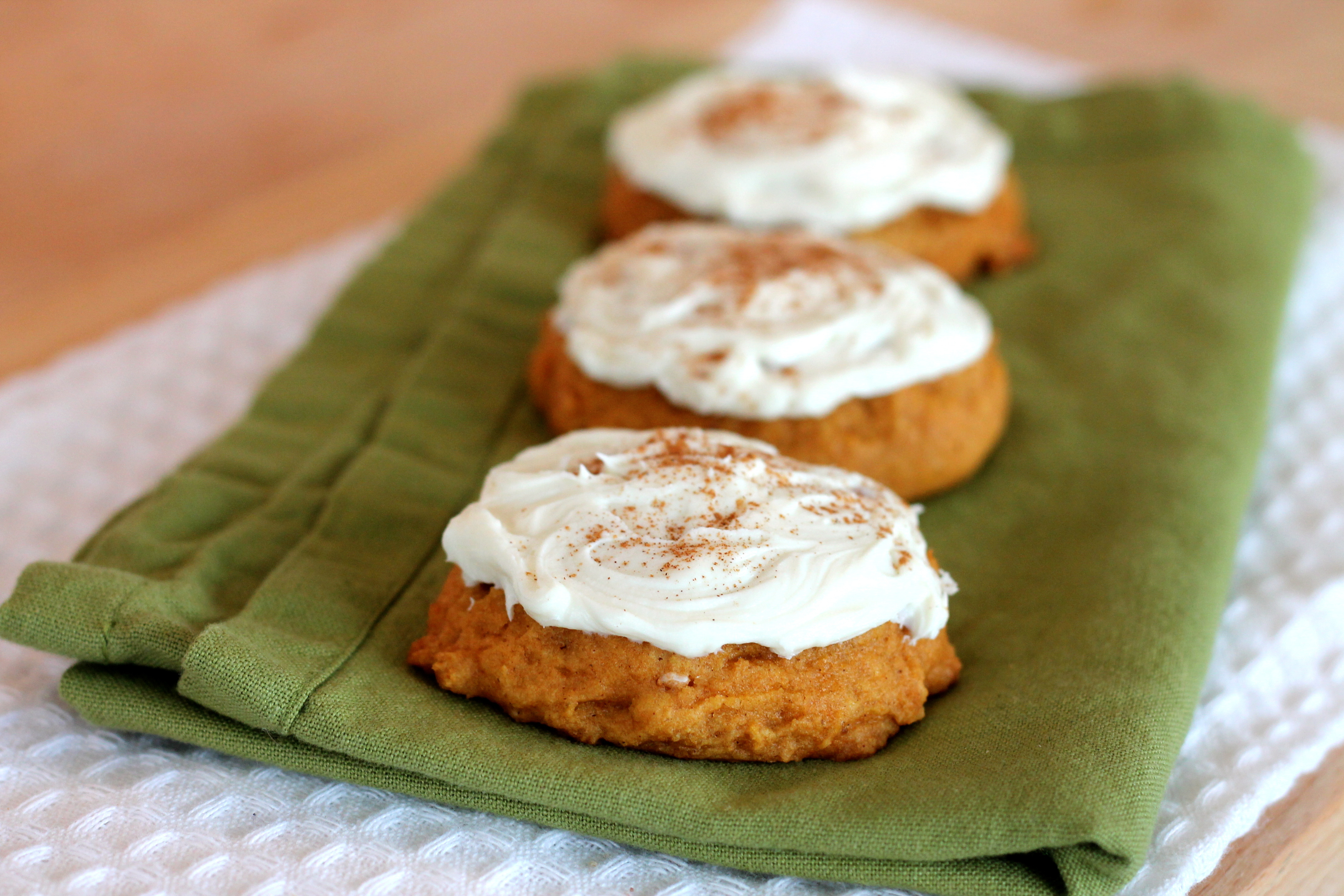 Pumpkin Spice Cookies  Pumpkin Spice Cookies