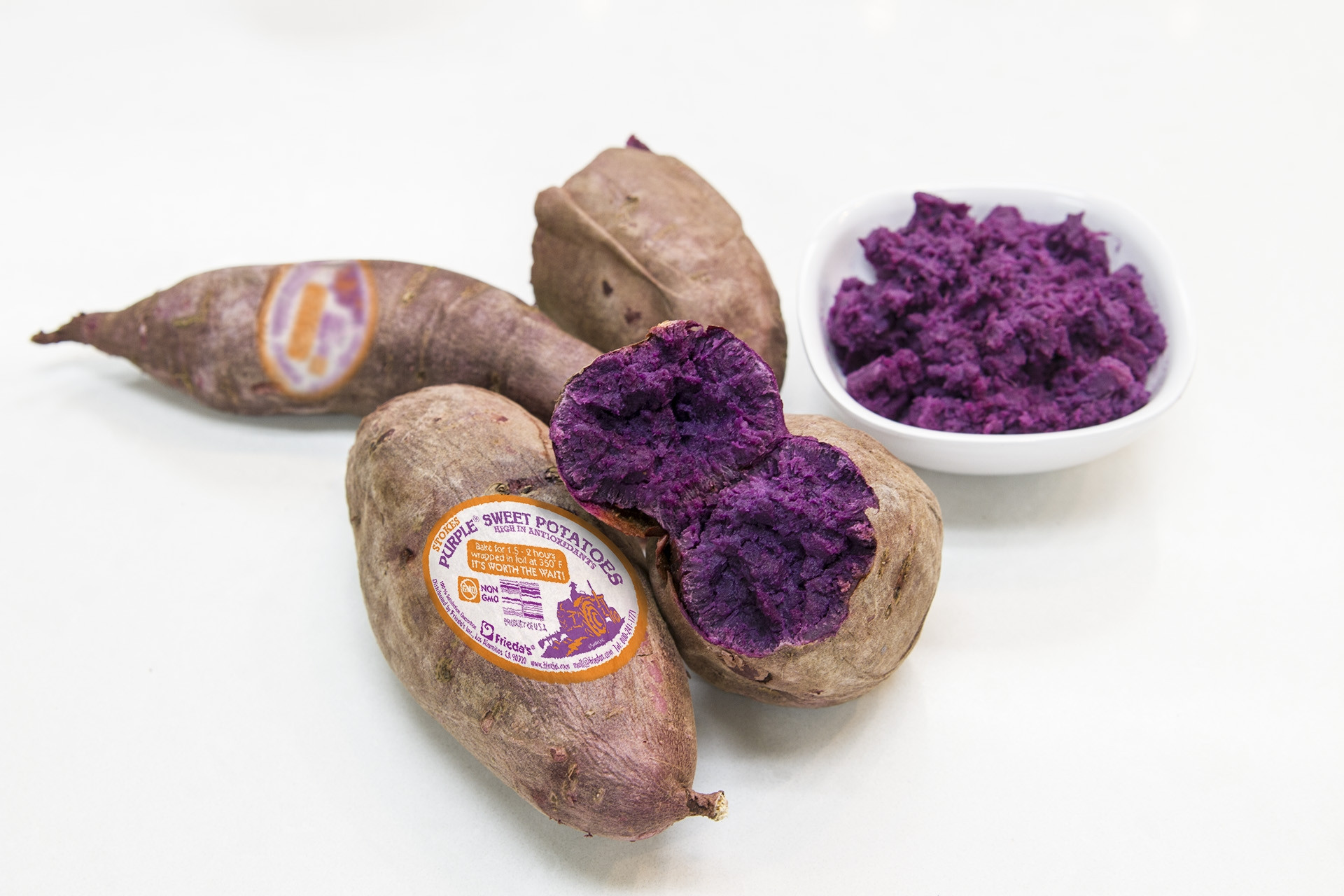 Purple Sweet Potato  Health benefits of purple sweet potatoes EatWellCoEatWellCo
