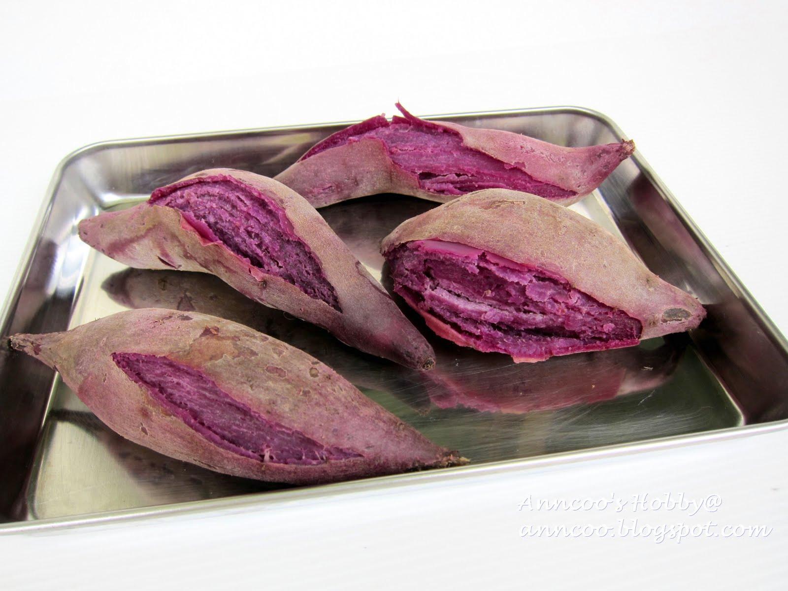 Purple Sweet Potato  Purple Sweet Potato Cupcakes Anncoo Journal