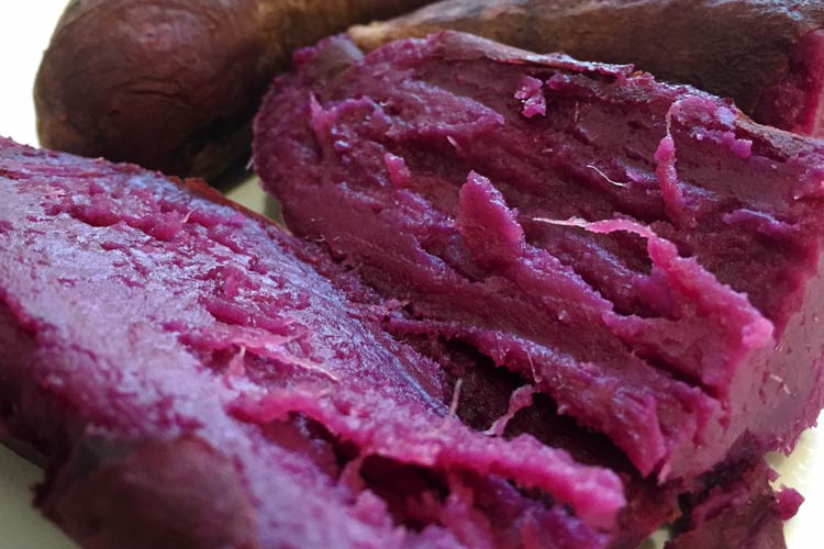 Purple Sweet Potato  How To Cook Purple Sweet Potato Recipe & Nutrition Benefits
