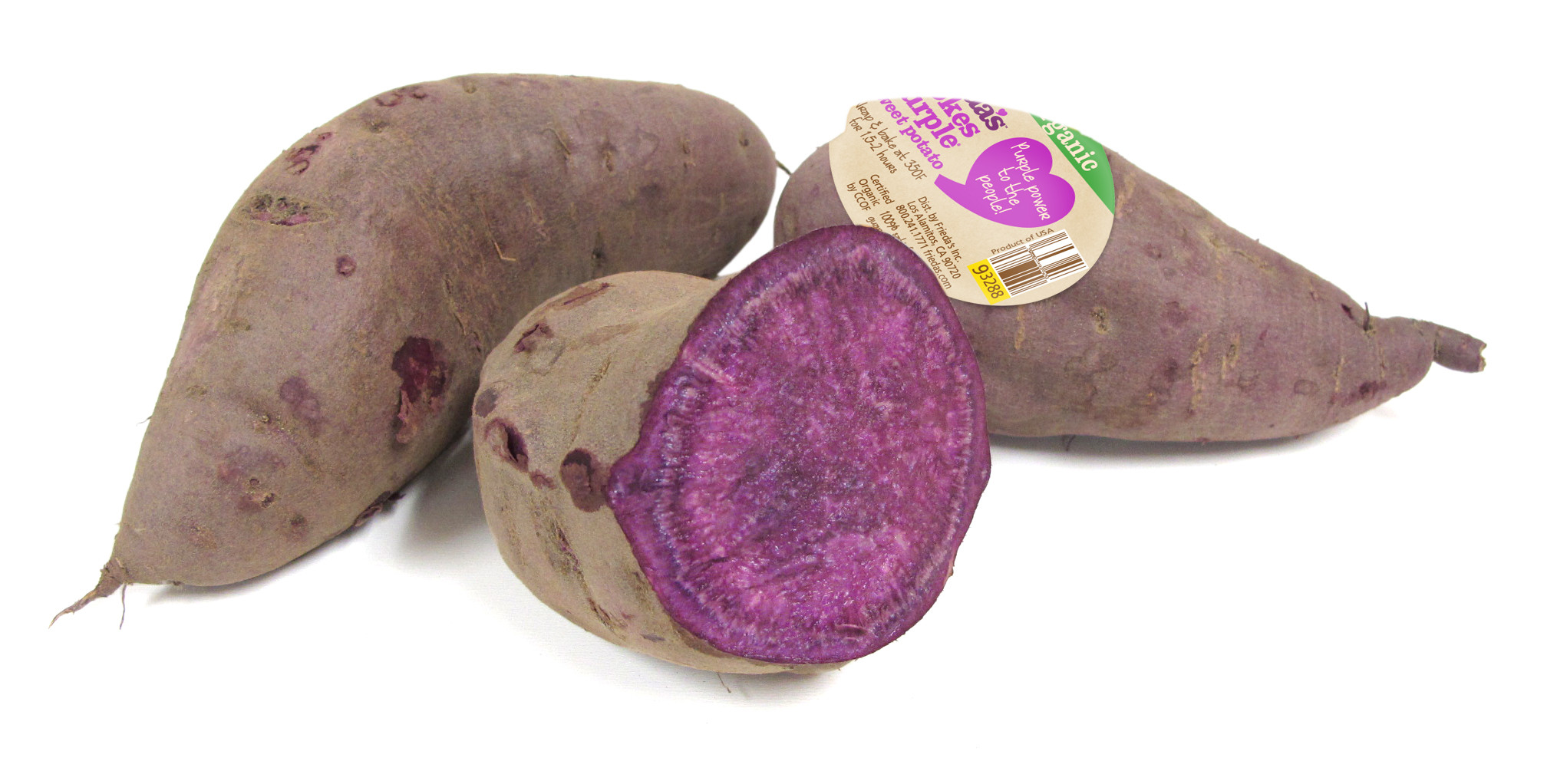 Purple Sweet Potato  Live Long & Purple Purple Sweet Potatoes May Help You