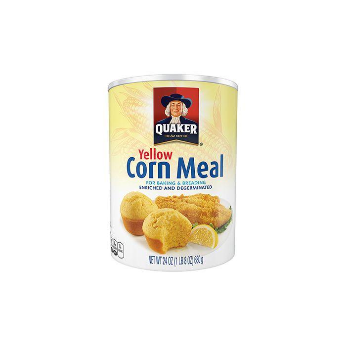 Quaker Cornbread Recipe  Quaker Yellow Cornmeal Cornbread Recipe – Besto Blog