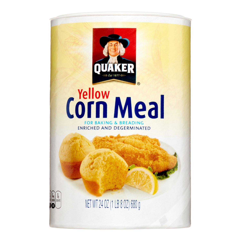 Quaker Cornbread Recipe  Quaker Corn Meal Yellow 24 Oz
