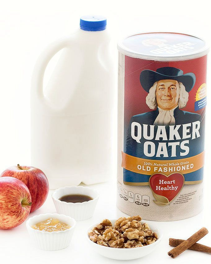 Quaker Oats Breakfast Recipes  24 best Delicious Overnight Oats Recipes images on Pinterest