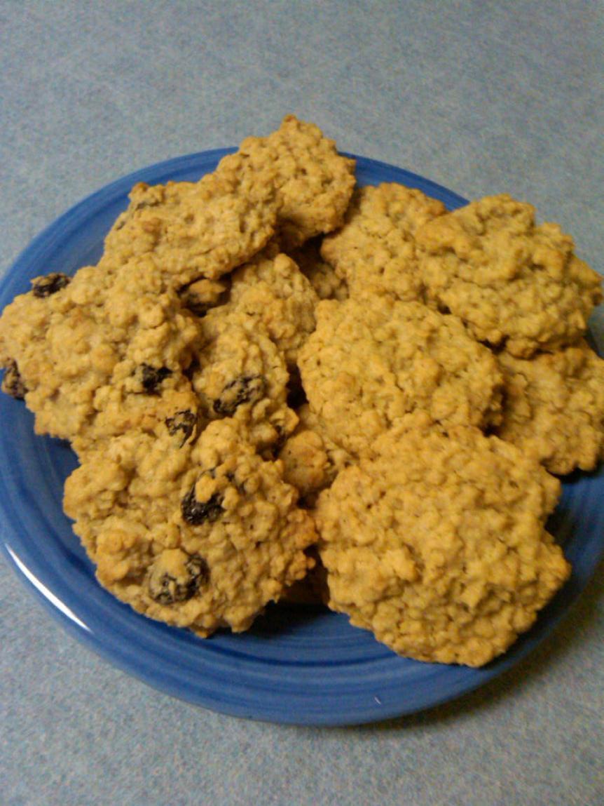 Quaker Oats Oatmeal Cookies  Quaker Oats Oatmeal Cookies Recipe