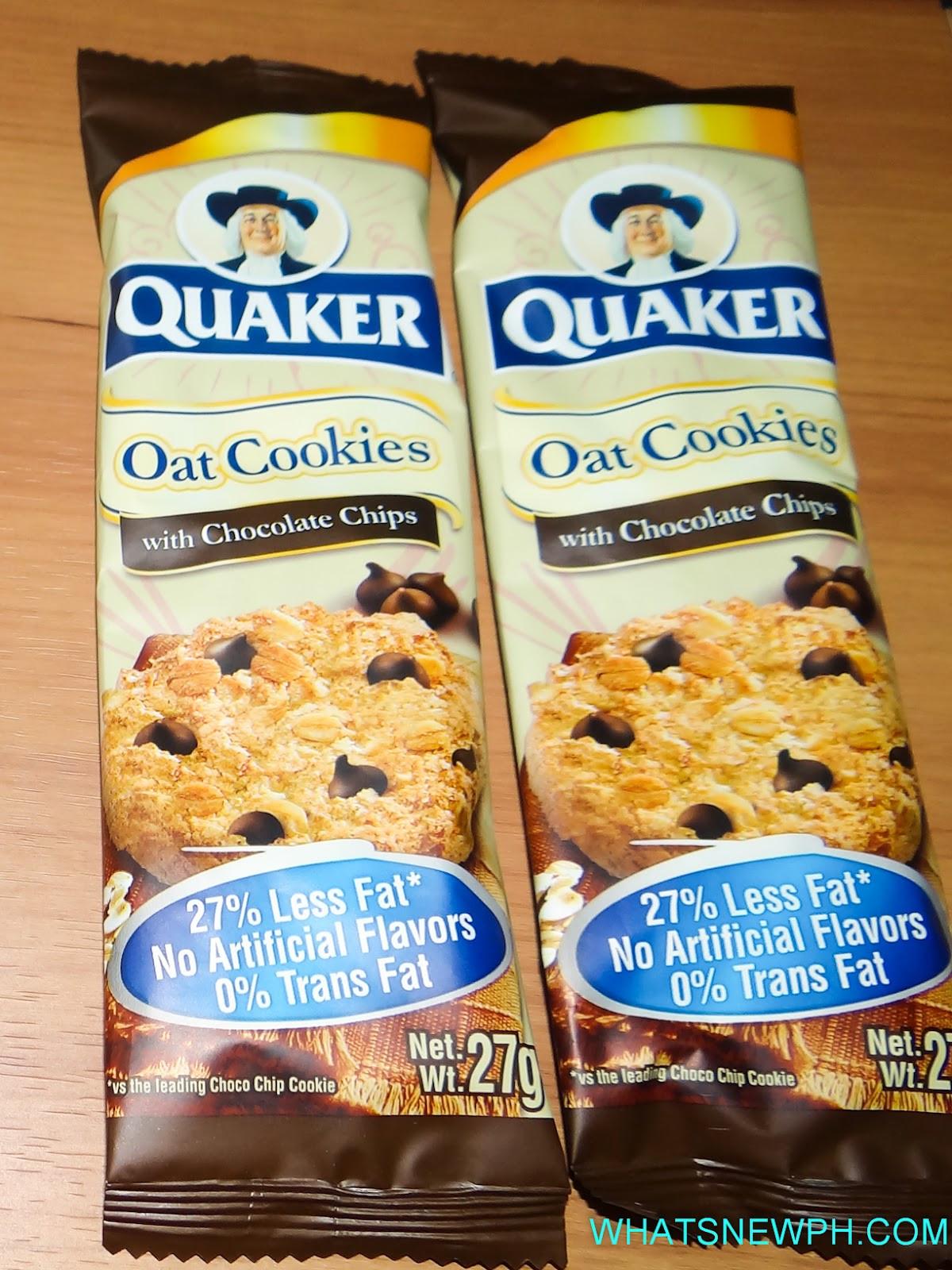 Quaker Oats Oatmeal Cookies  quaker oatmeal cookies