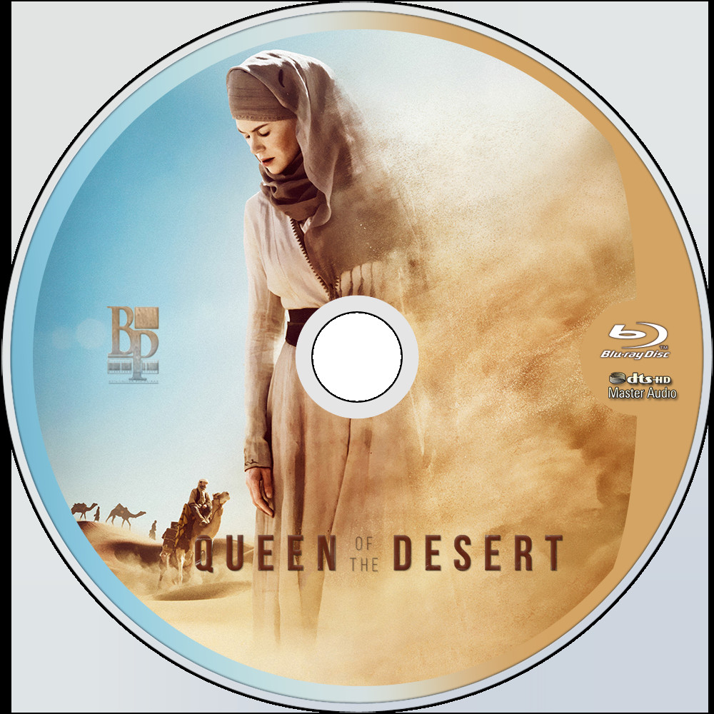 Queen Of The Dessert  Queen of the Desert Movie fanart