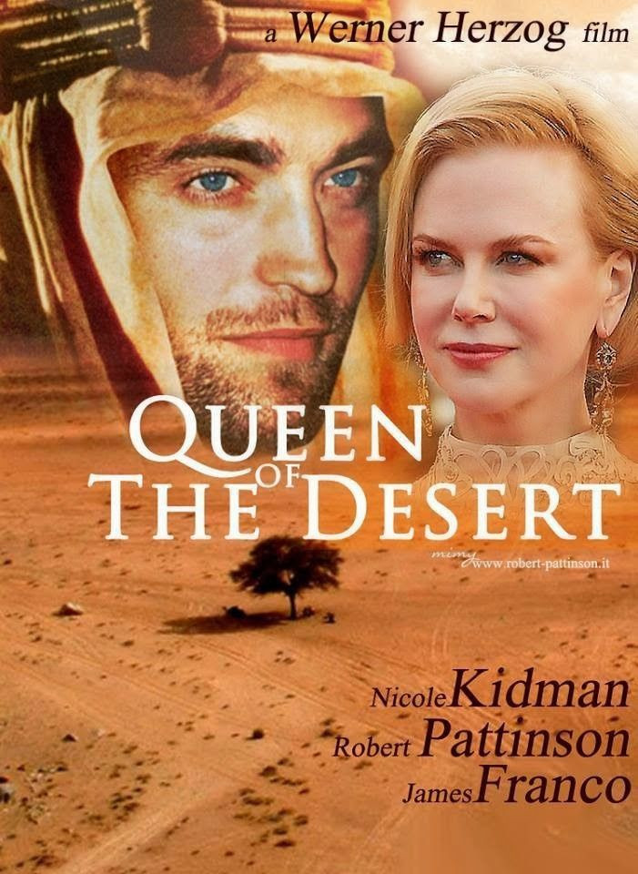 Queen Of The Dessert  Affiches posters et images de Queen of the Desert 2015