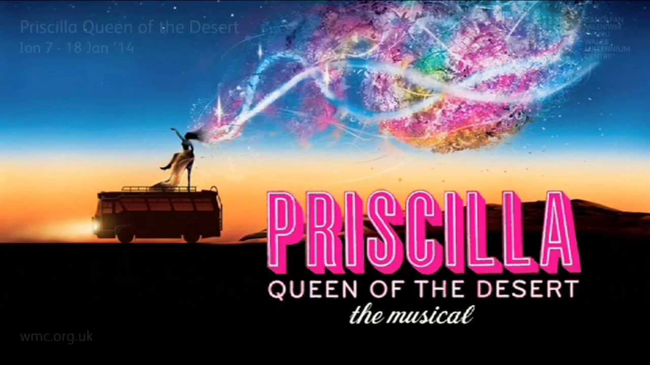 Queen Of The Dessert  Priscilla Queen of the Desert