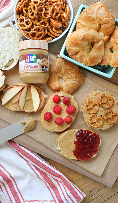 Quick And Easy Breakfast Ideas  5 Quick Breakfast Ideas with Jif Swanky Recipes
