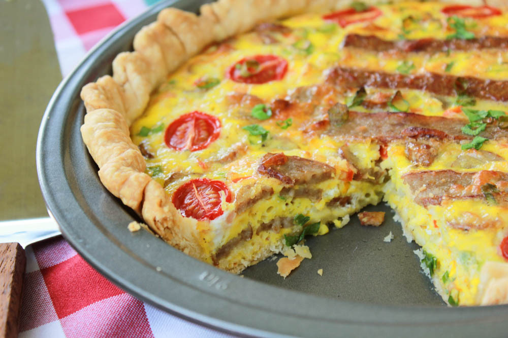 Quick And Easy Breakfast Ideas  Quick and Easy Breakfast Pie