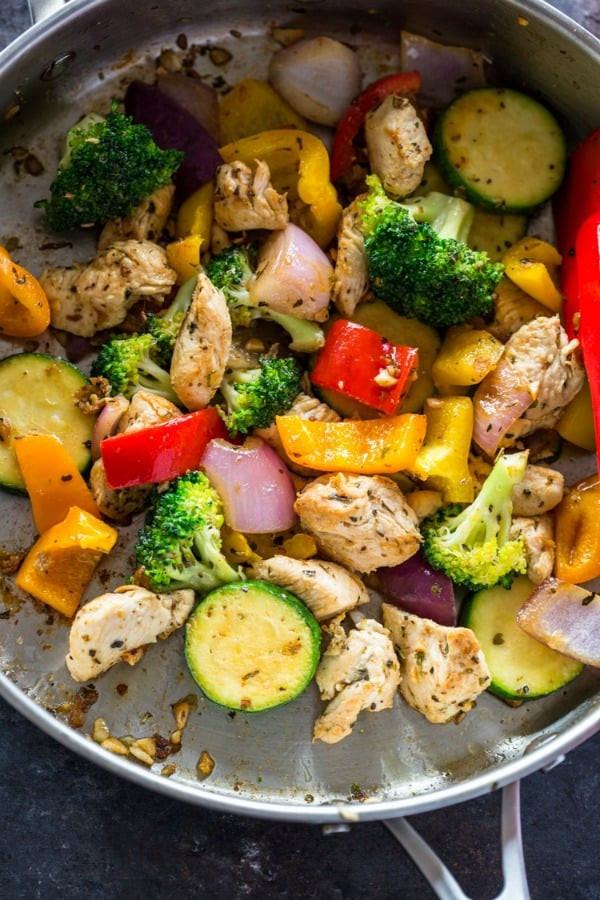 Quick And Easy Healthy Dinner Recipes  25 Healthy Quick and Easy Dinner Recipes to Make at Home