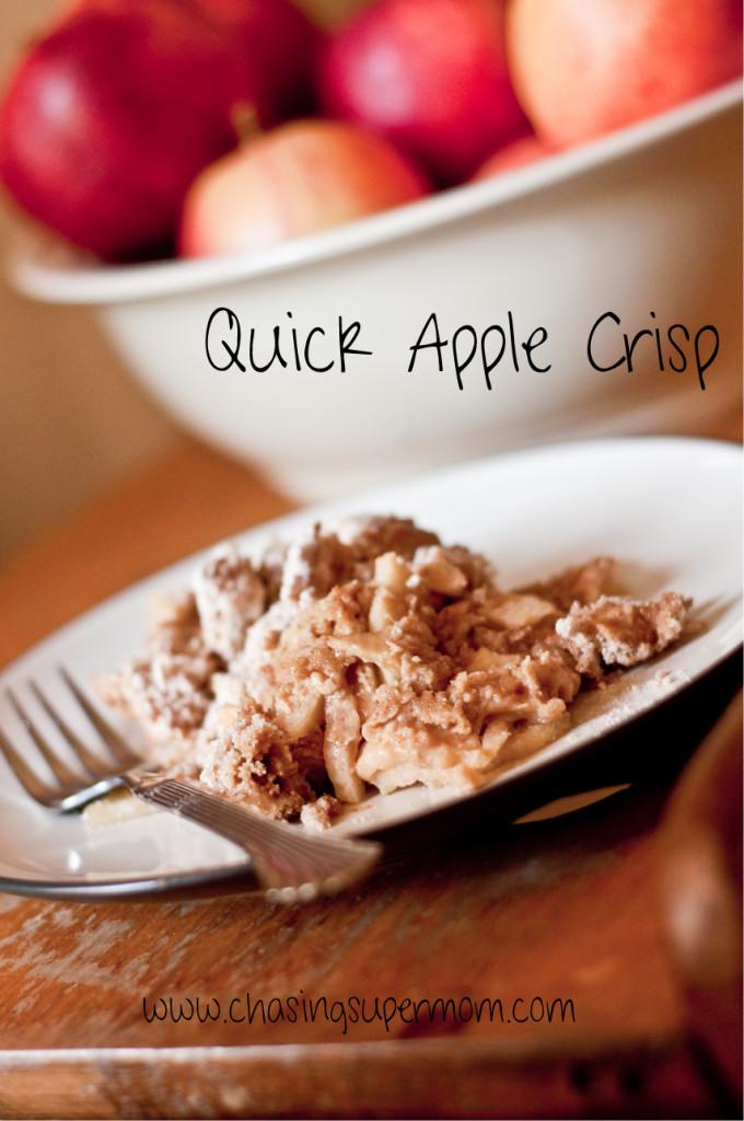 Quick Apple Dessert  10 Must Have Fall Apple Desserts