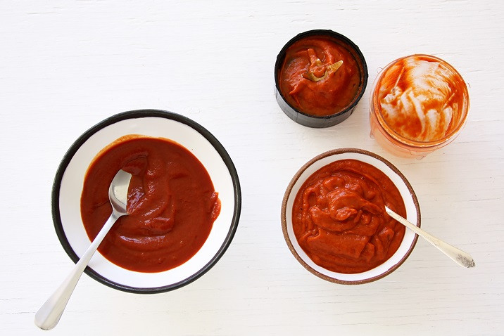 Quick Bbq Sauce  make barbecue sauce from ketchup