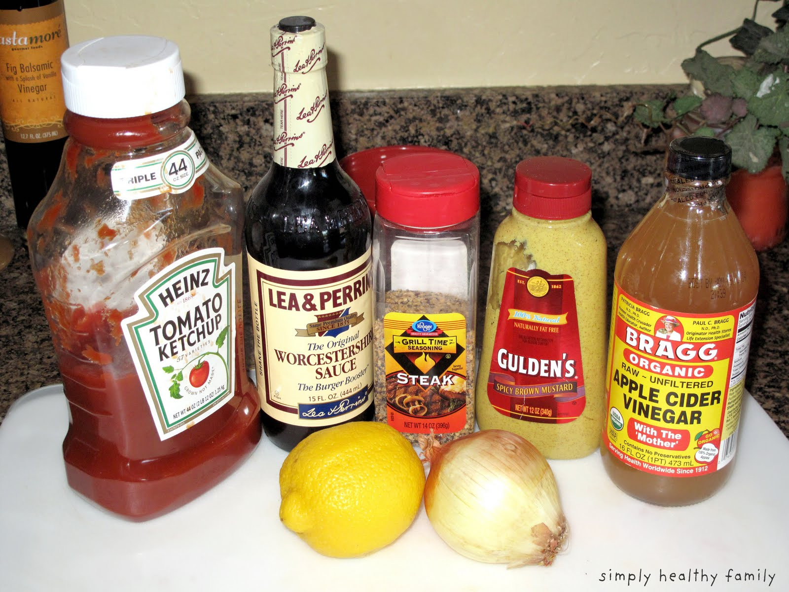 Quick Bbq Sauce  Simply Healthy Family Quick BBQ Sauce