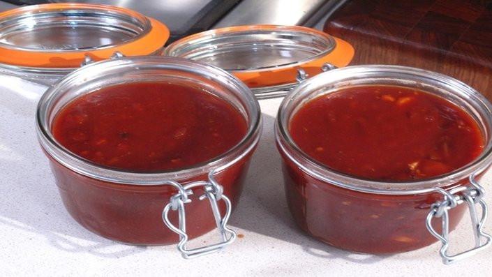 Quick Bbq Sauce  Emeril s Quick Homemade BBQ Sauce Recipes
