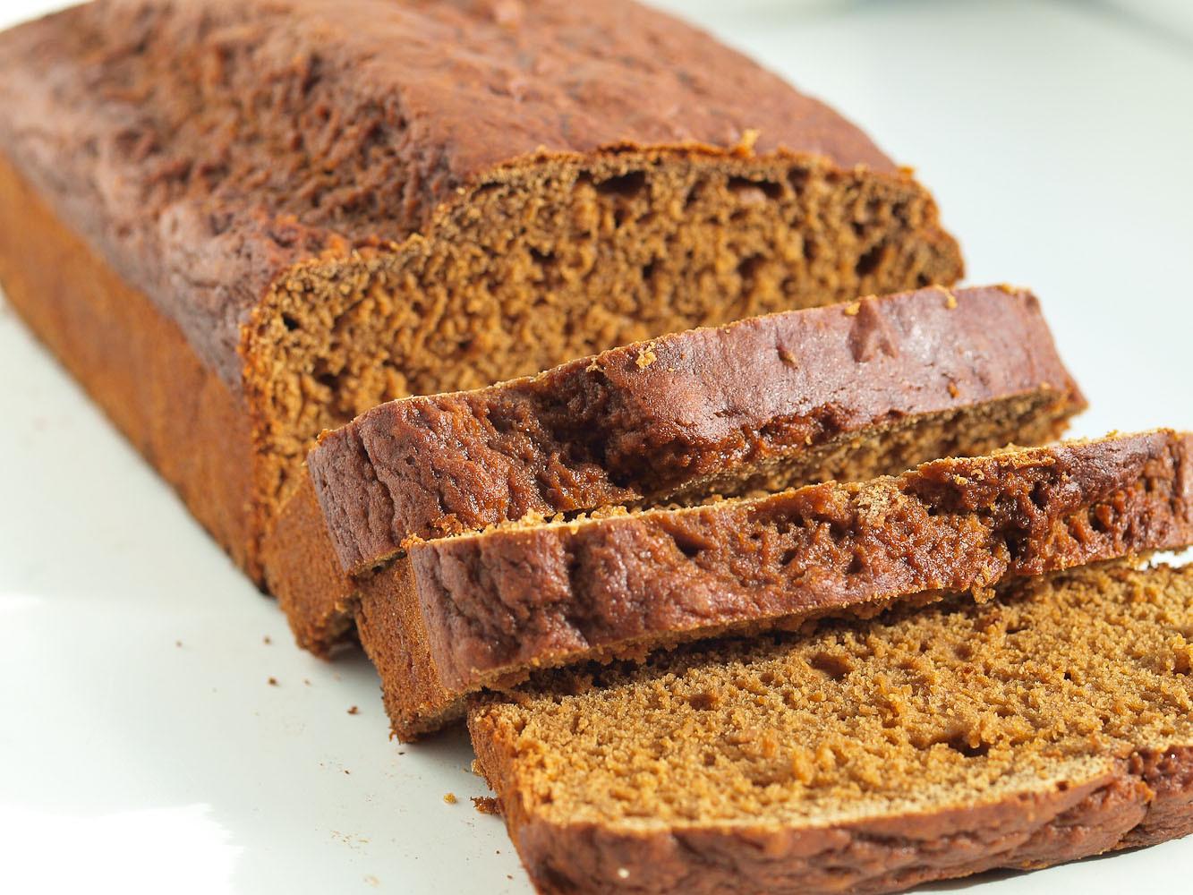 Quick Bread Recipe  Whole Wheat Molasses Quick Bread & TODAY Food Club Happy