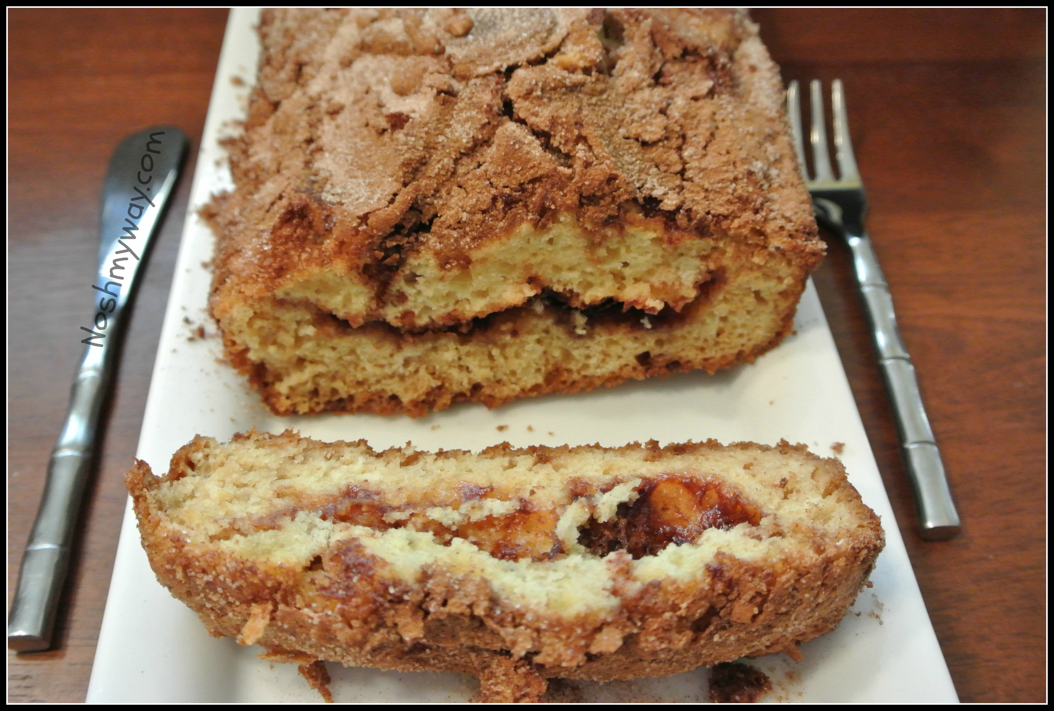 Quick Bread Recipes  Cinnamon Swirl Quick Bread Nosh My Way