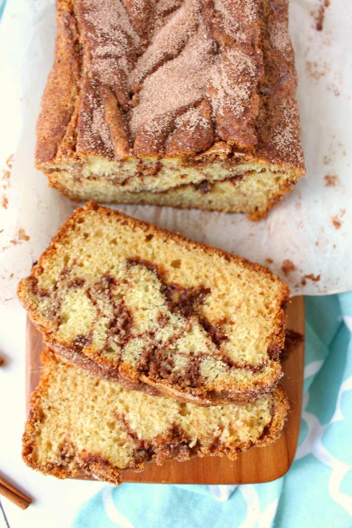 Quick Bread Recipes  Cinnamon Quick Bread