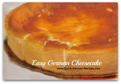 Quick Cheesecake Recipe  Easy Cheesecake Recipe