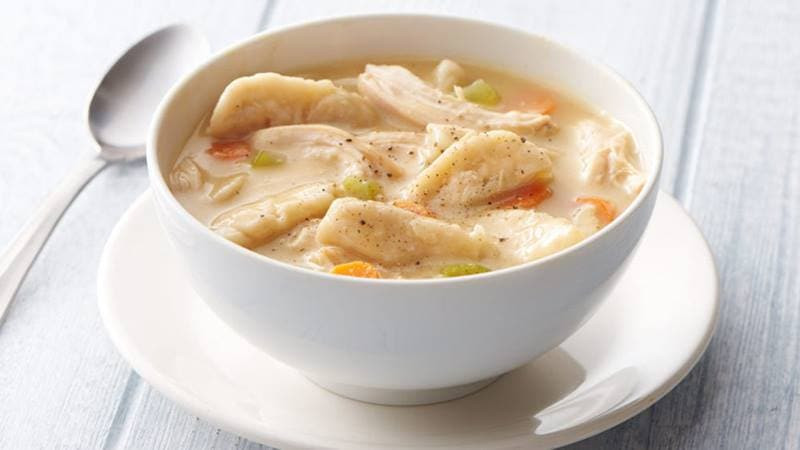 Quick Chicken And Dumplings  5 Unfussy Ways to Make Chicken and Dumplings Pillsbury