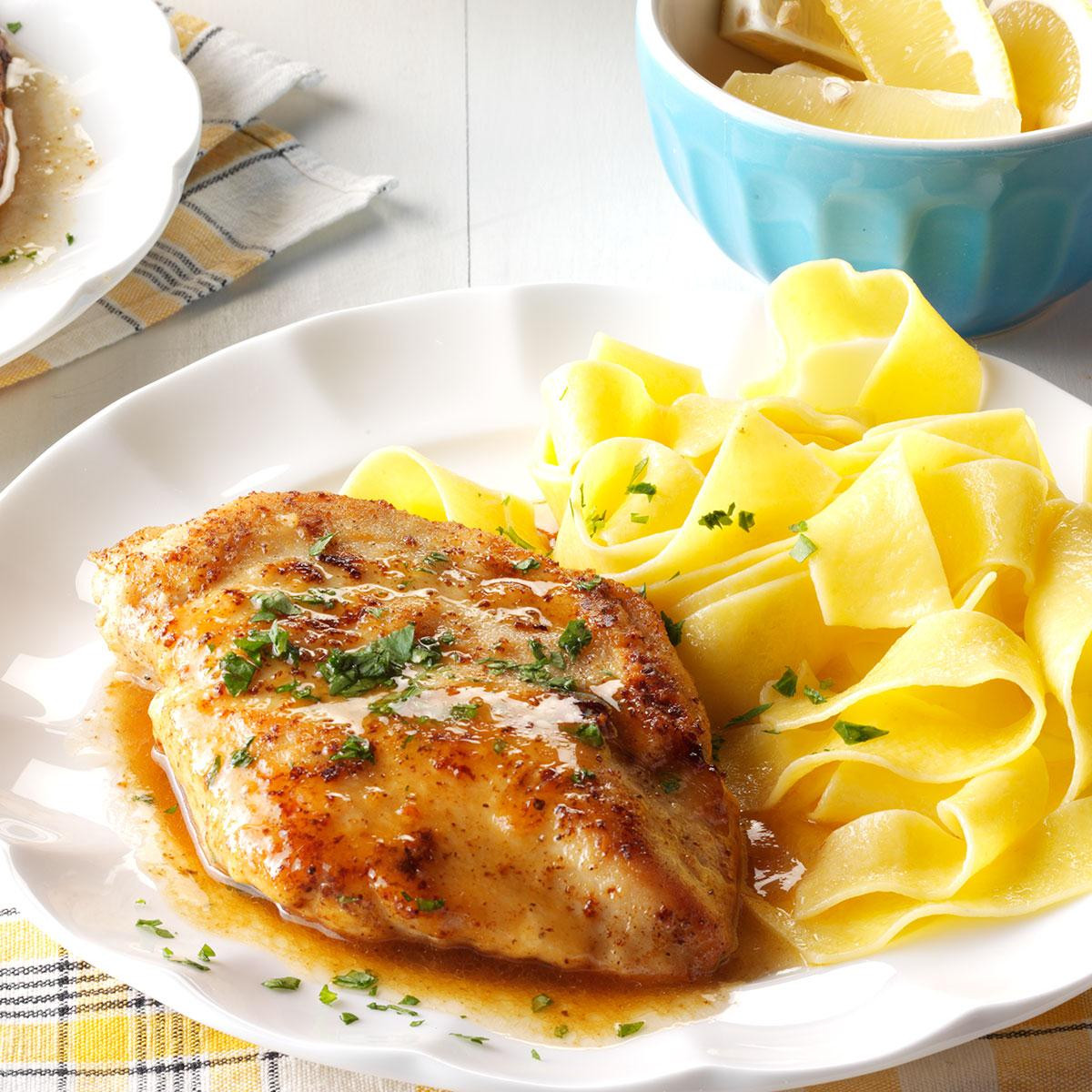 Quick Chicken Dinners  Quick Chicken Piccata Recipe