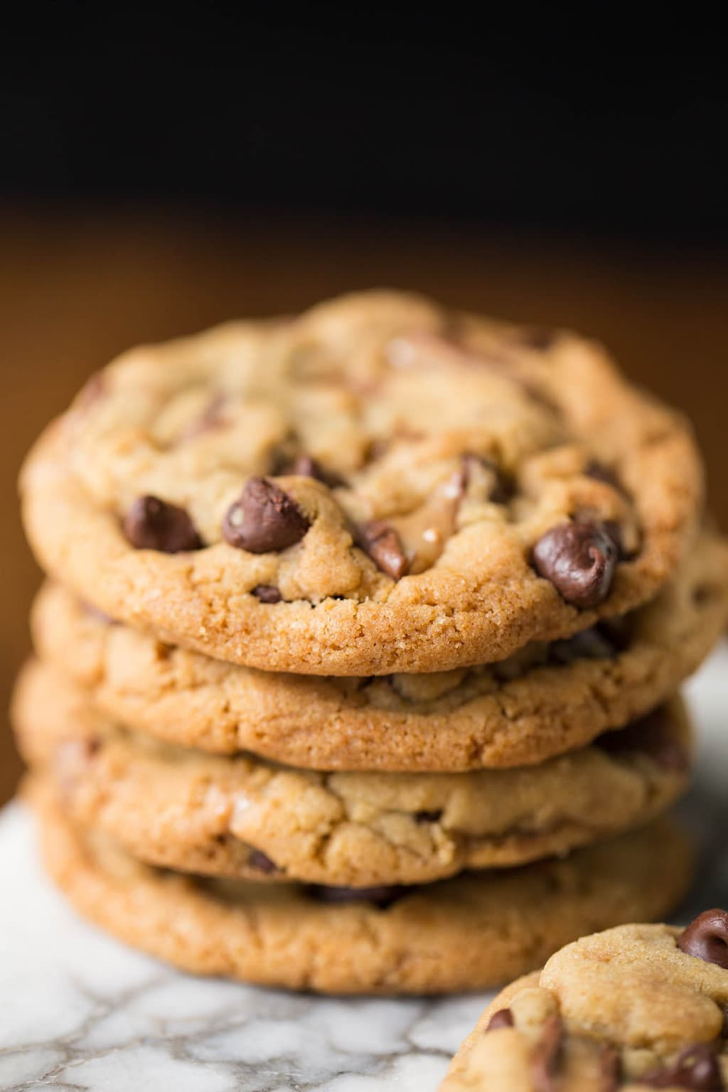 Quick Chocolate Chip Cookies  e Bowl Toffee Bar Chocolate Chip Cookies