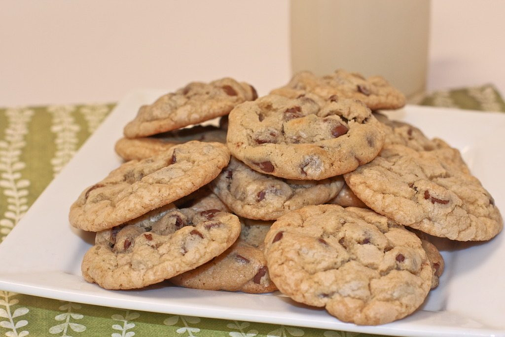 Quick Chocolate Chip Cookies  Old Fashioned Chocolate Chip Cookies Recipe