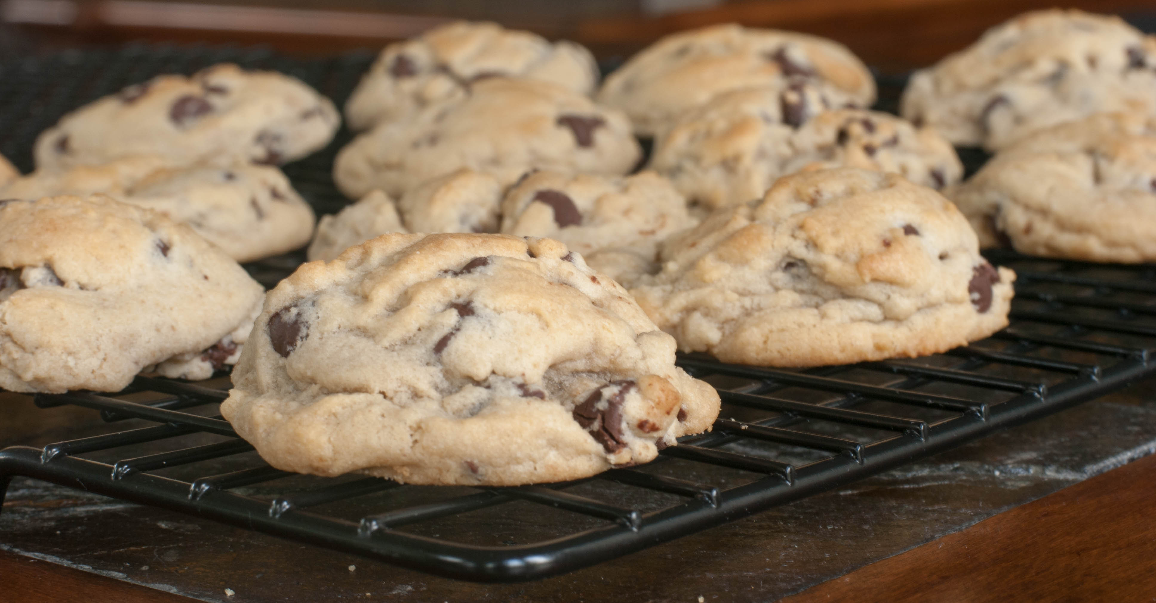 Quick Chocolate Chip Cookies  Easy Chocolate Chip Cookies TGIF This Grandma is Fun
