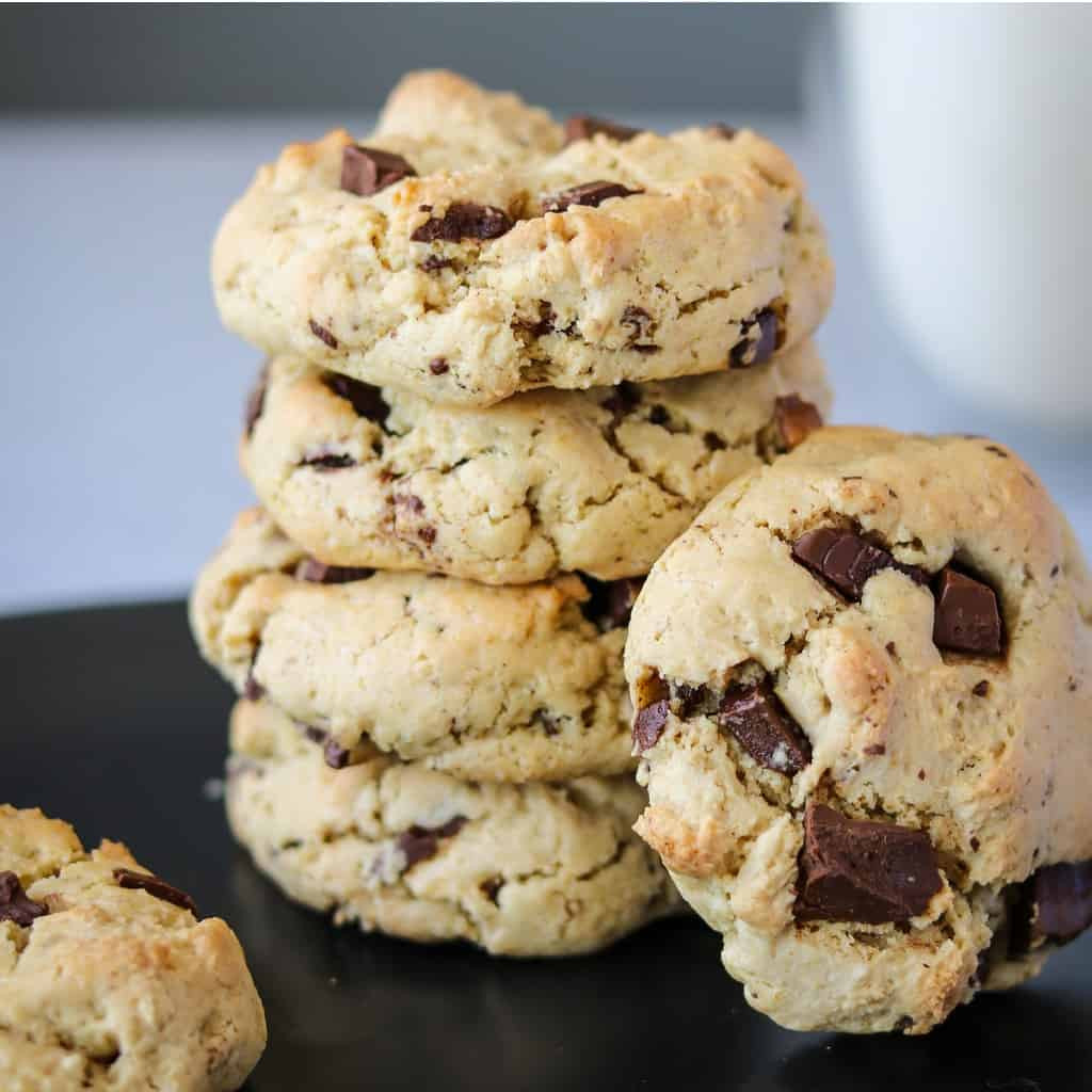 Quick Chocolate Chip Cookies  Quick and Easy Chocolate Chip Cookies Delicious Plants