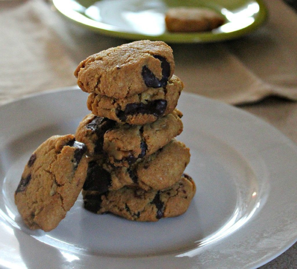 Quick Chocolate Chip Cookies  Quick and Easy Gluten Free Chocolate Chip Cookies