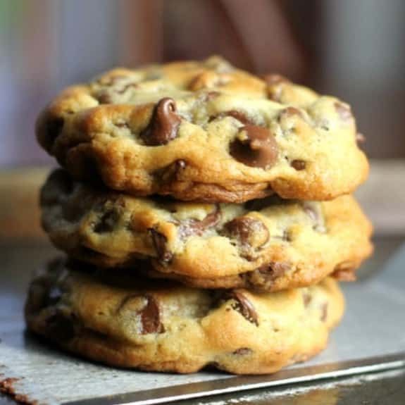 Quick Chocolate Chip Cookies  Easy Chocolate Chip Cookies Recipe Magic Skillet