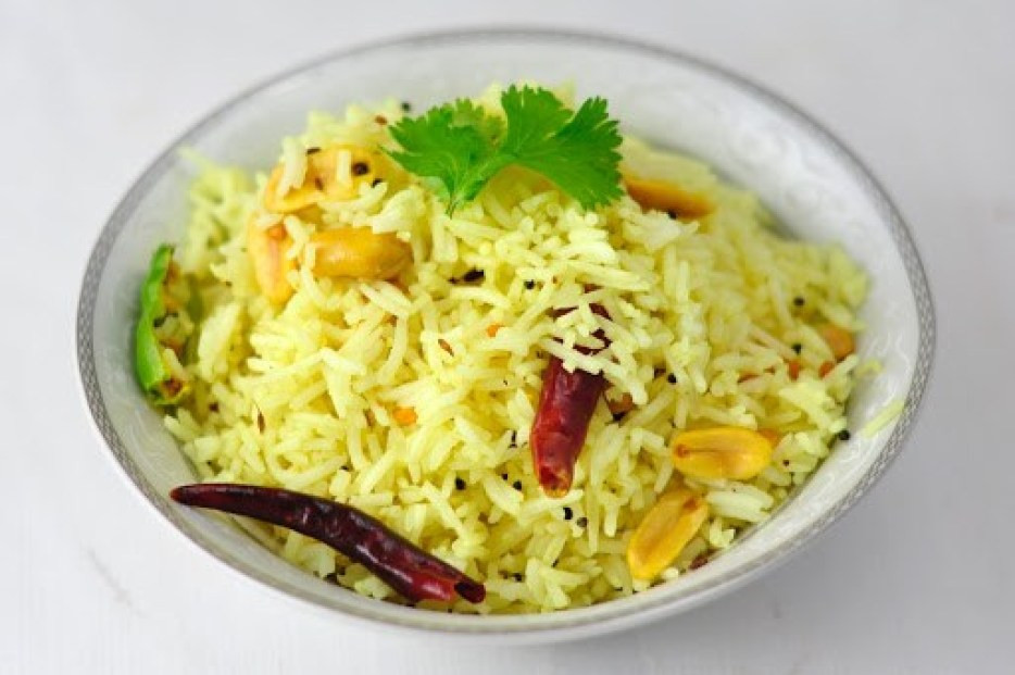 Quick Dinner Ideas Indian  LEMON RICE A QUICK DINNER IDEAS IN 30 MINUTES Anto s