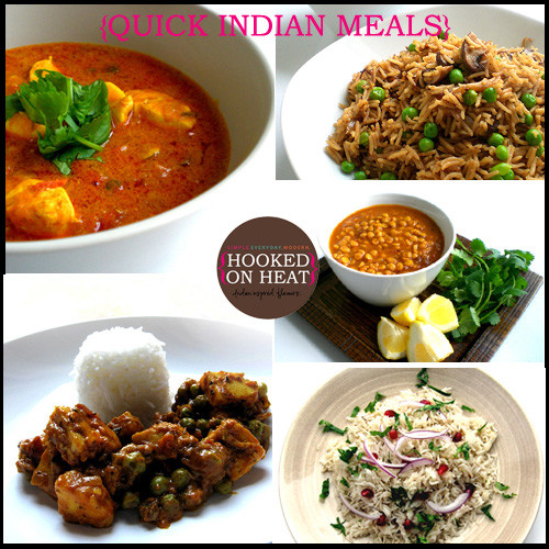 Quick Dinner Ideas Indian  Indian Cooking 101 Quick Dinner Ideas with Indian Food