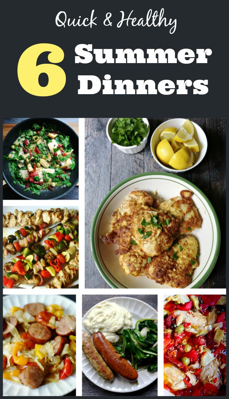 Quick Easy Healthy Dinner  17 Best images about Quick & Easy dinners on Pinterest