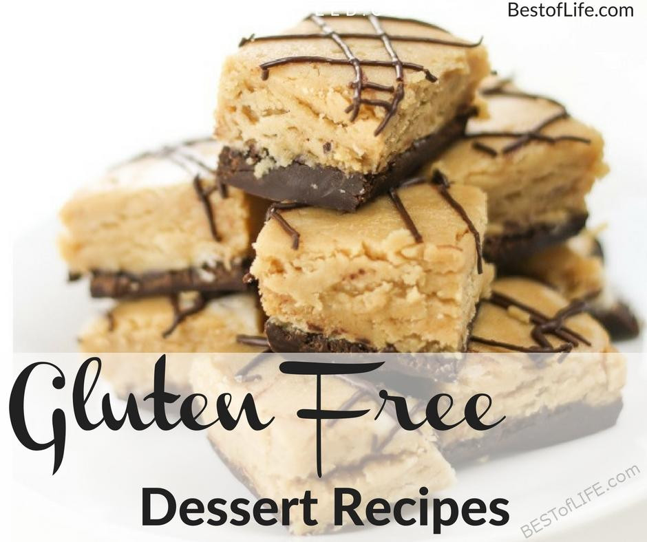Quick Gluten Free Desserts  Gluten Free Desserts for Parties that Everyone will Love